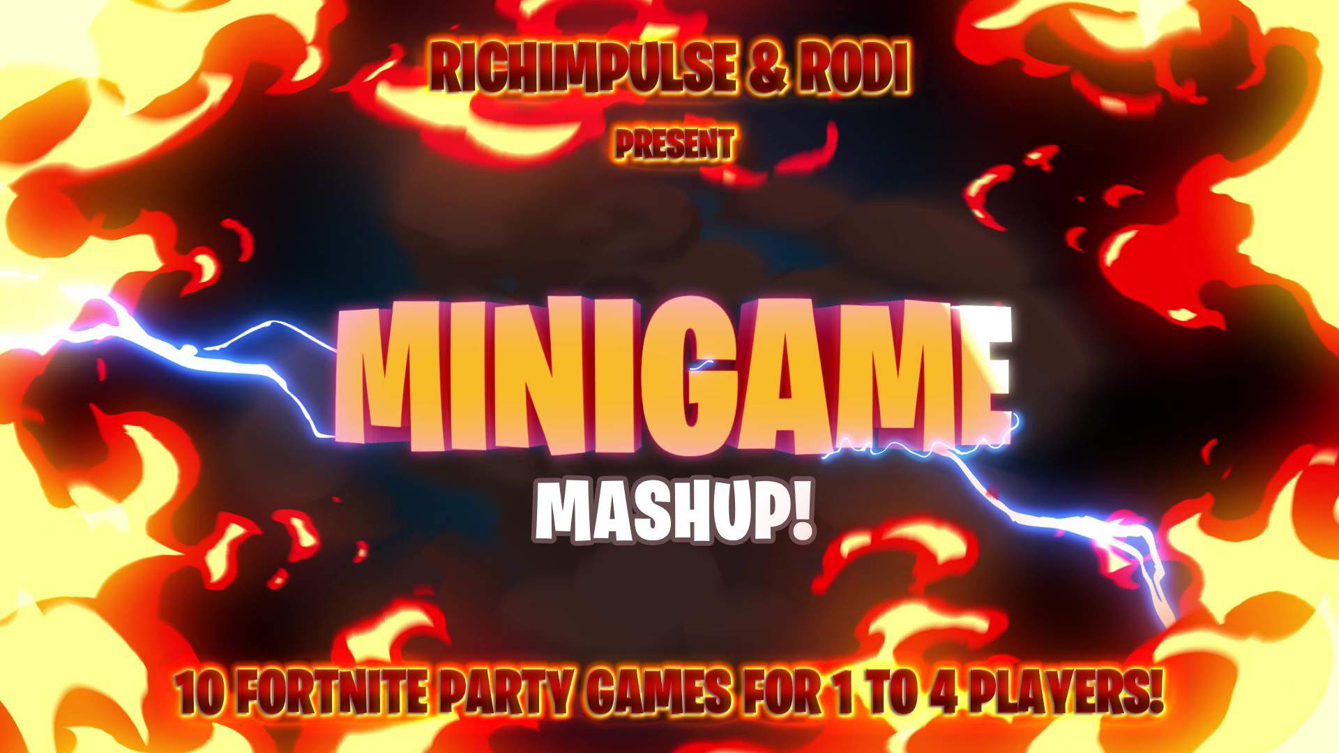MINI GAME MASHUP!