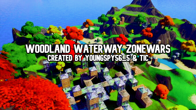 WOODLAND WATERWAY ZONE WARS