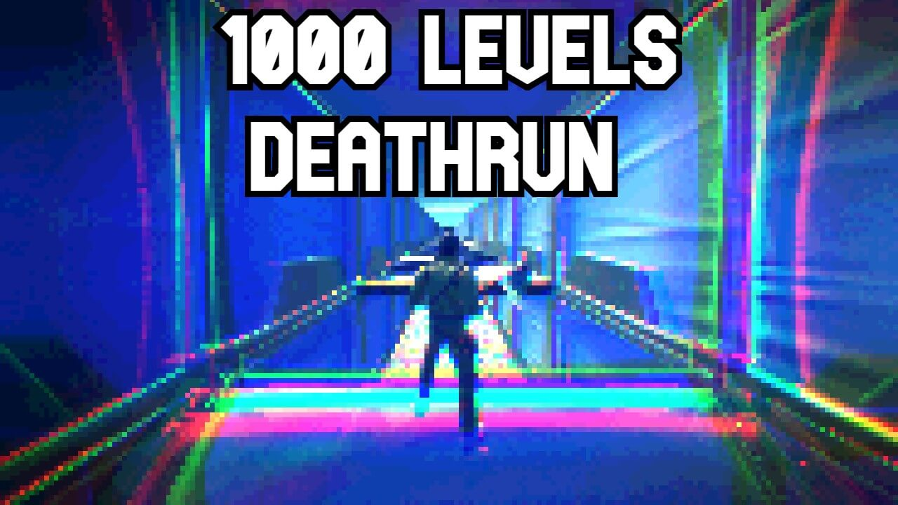 DEATHRUN 1000 LEVELS - BY NKZ