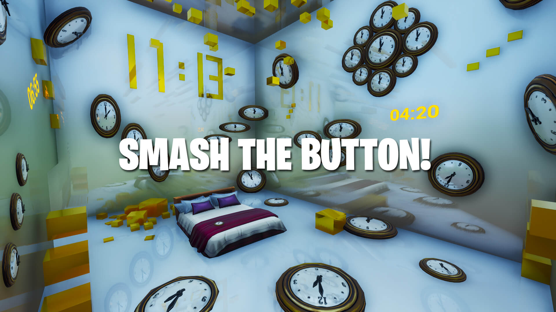 SMASH THE BUTTON!