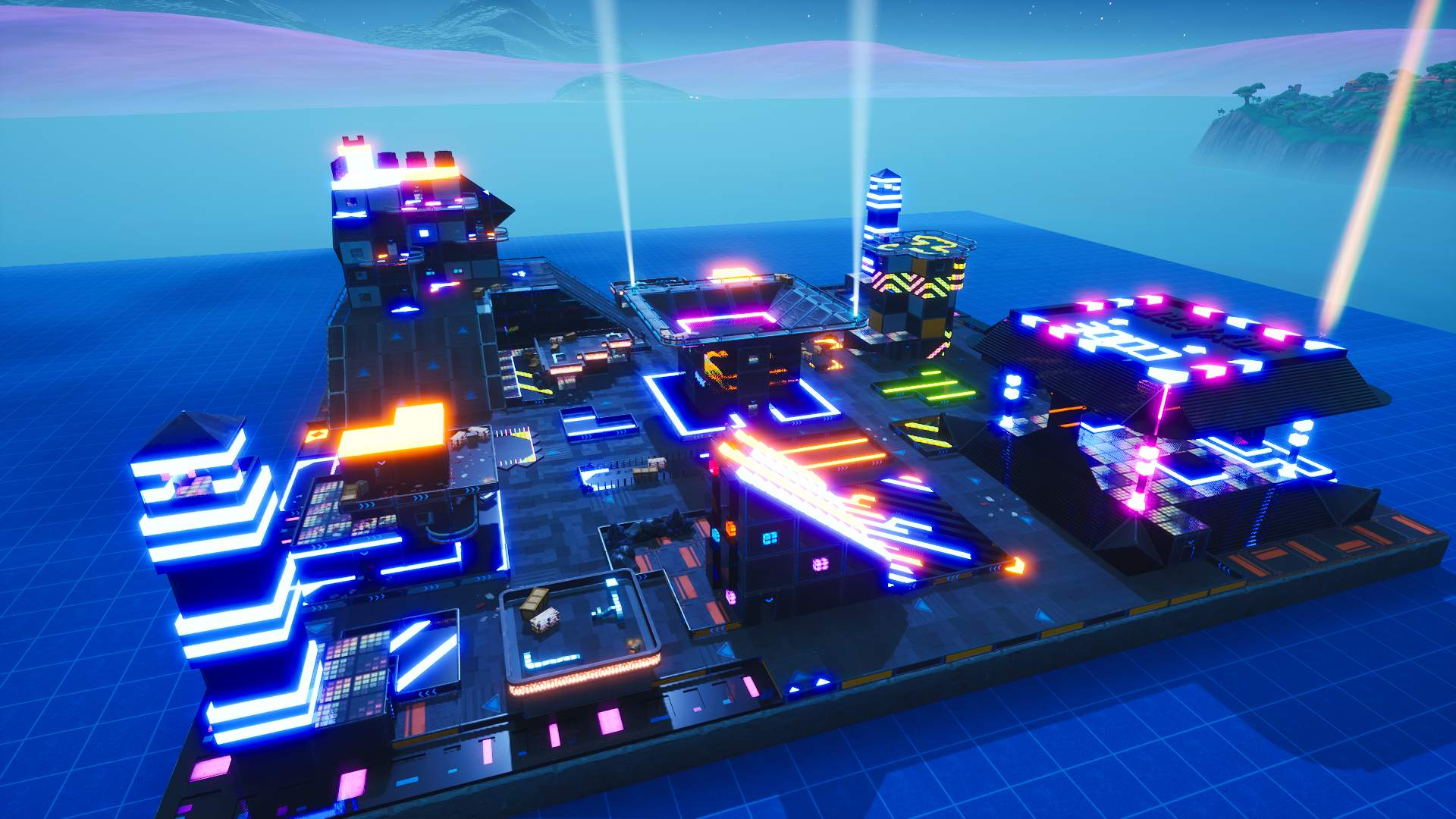 ZONE WARS | CYBER CITY