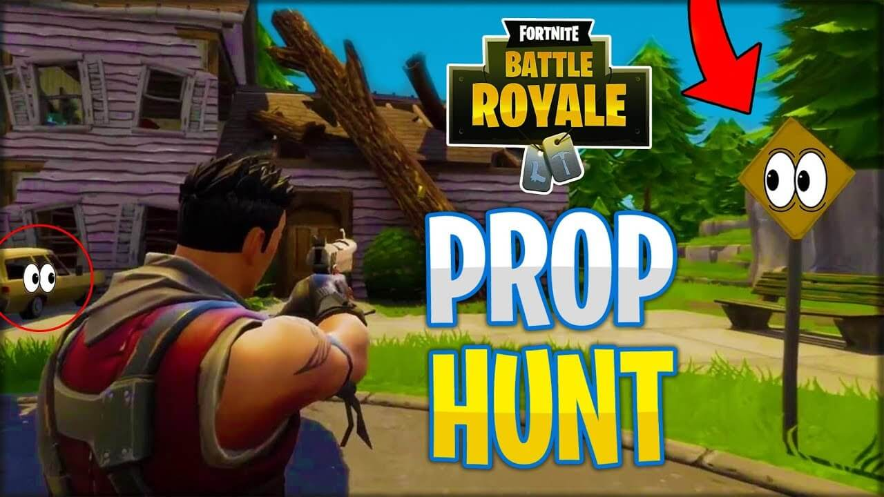 PROP HUNT PARTY - Fortnite Creative Codes - Dropnite com