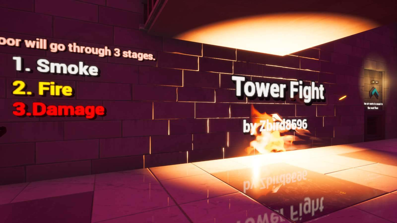 Tower Fight