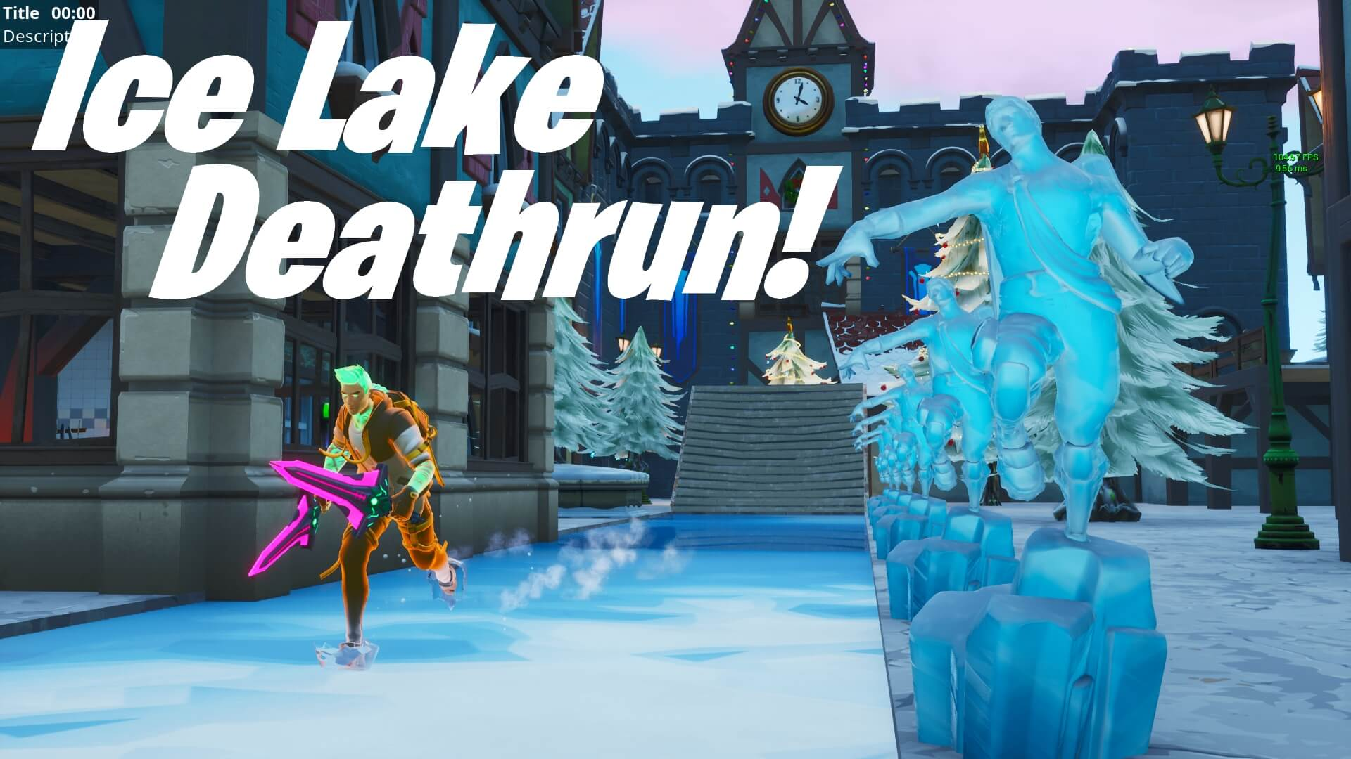 ICE LAKE DEATHRUN!