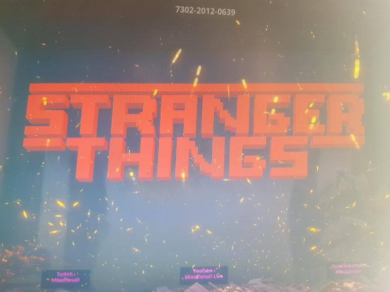 QUIZZ STRANGER THINGS !