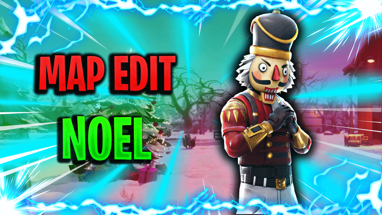CHRISTMAS EDIT MAP BY NEOMA_TV