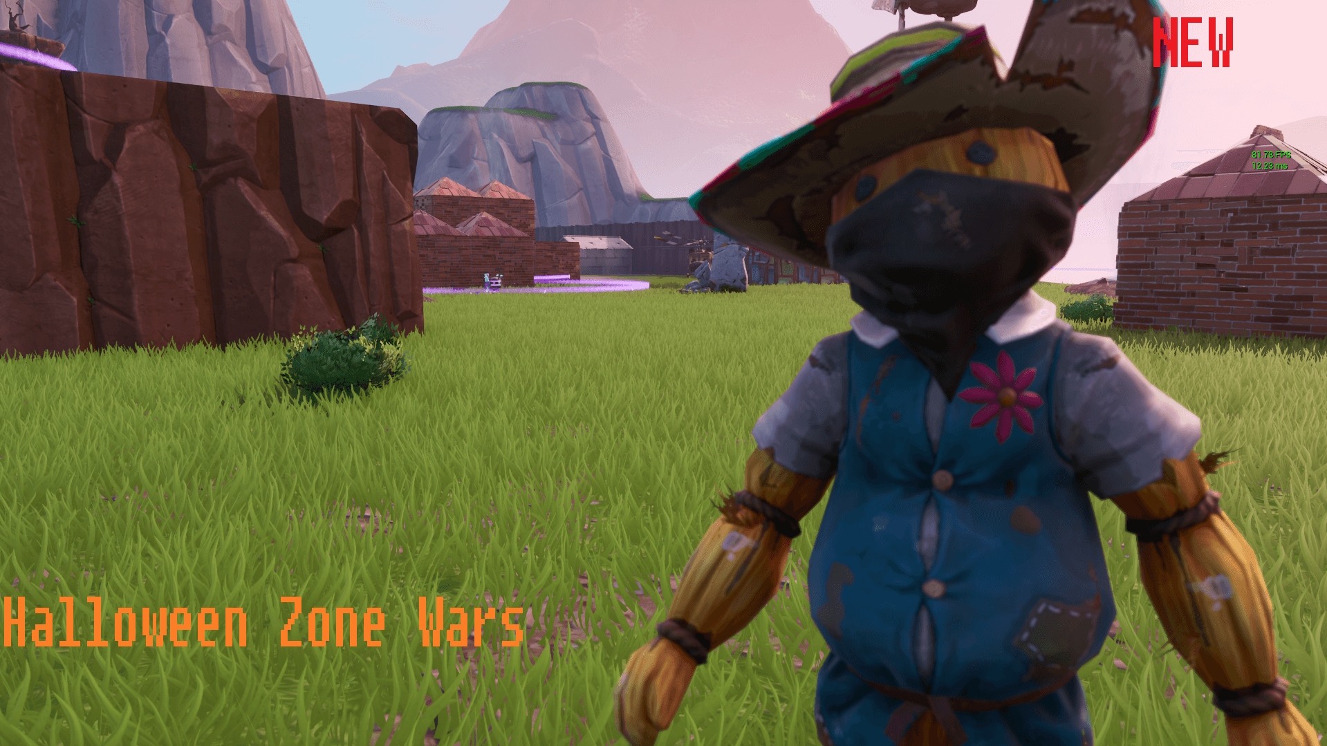 NEW HALLOWEEN ZONE WARS X.4 BY PAN_GO
