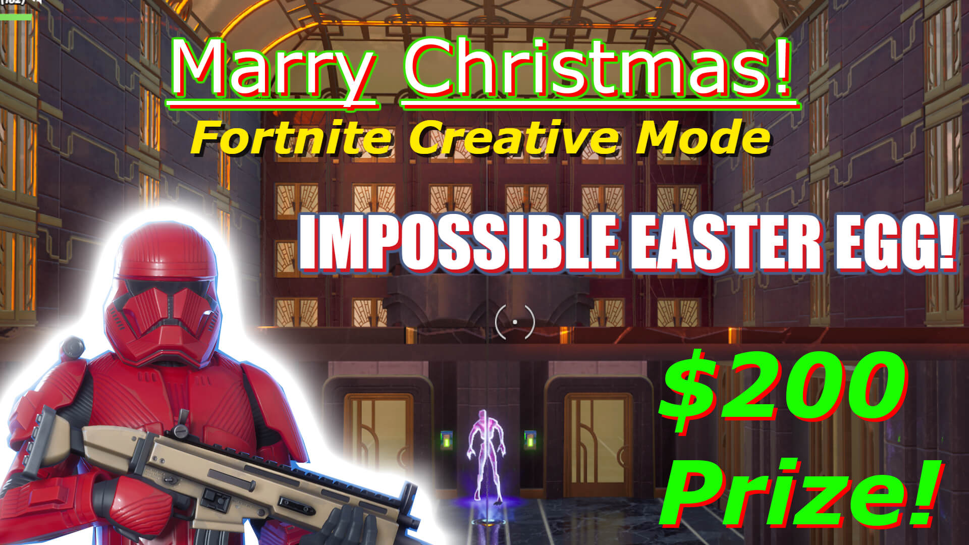 ZOMBIE MAYHEM CHRISTMAS EDITION! IMPOSSI