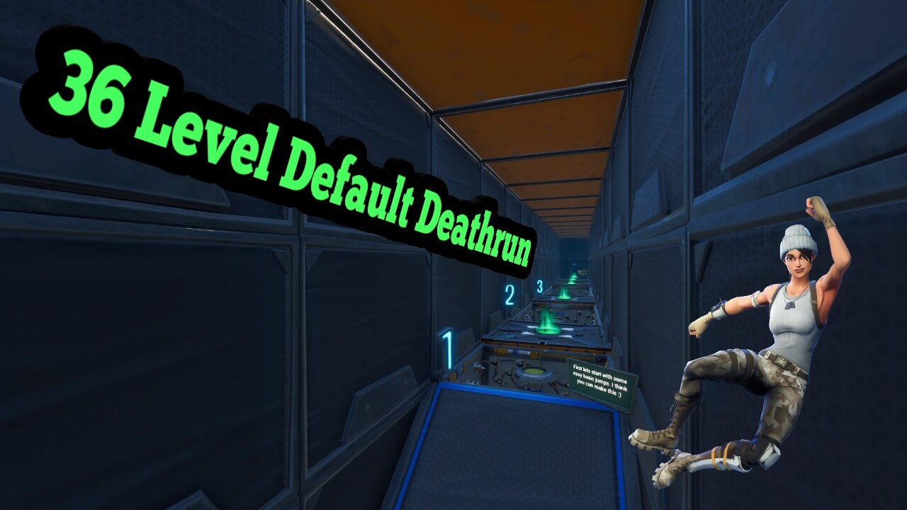 36 LEVEL DEFAULT DEATHRUN