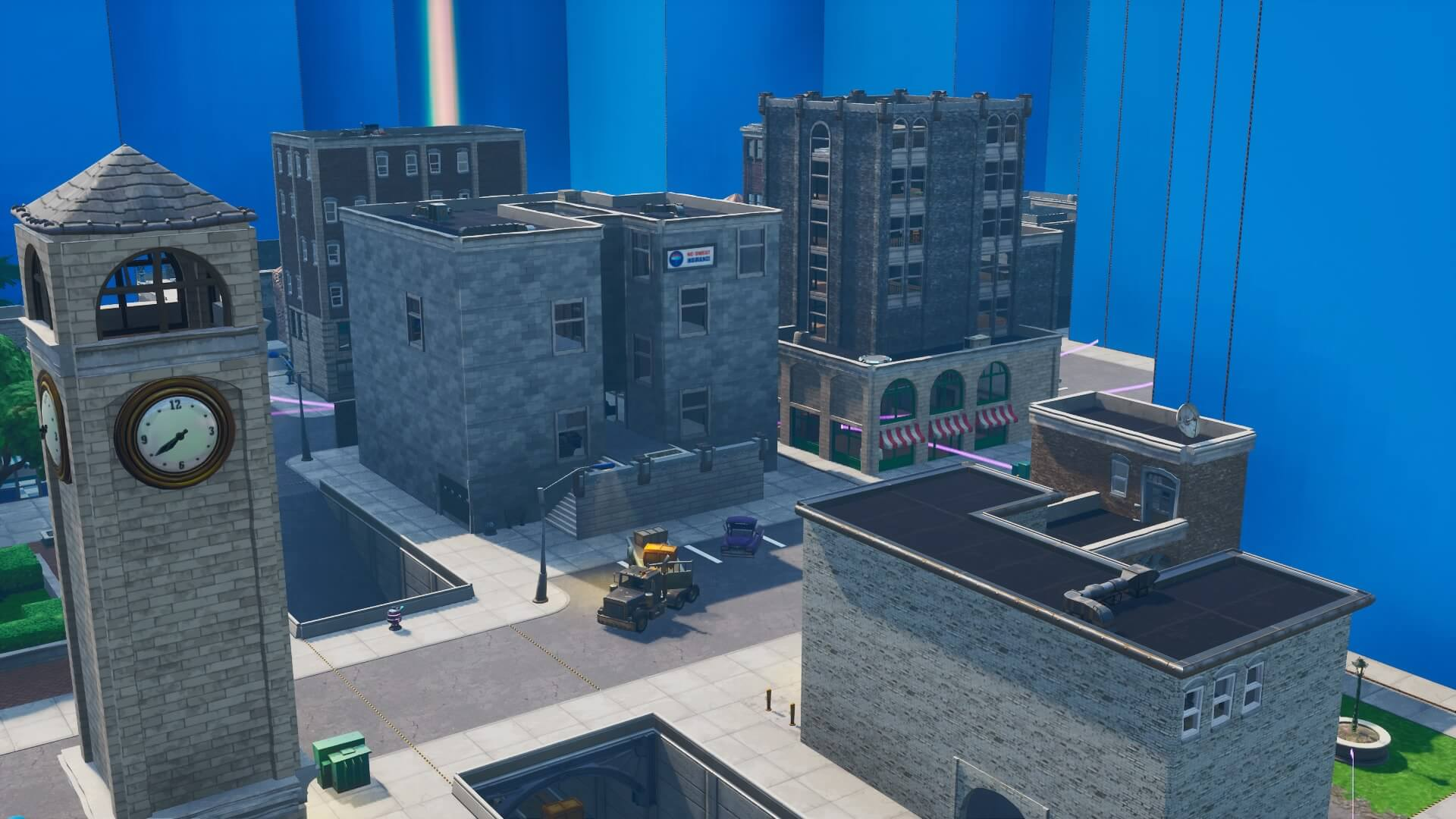 (DUOS) TILTED TOWERS UPHILL ZONE WARS