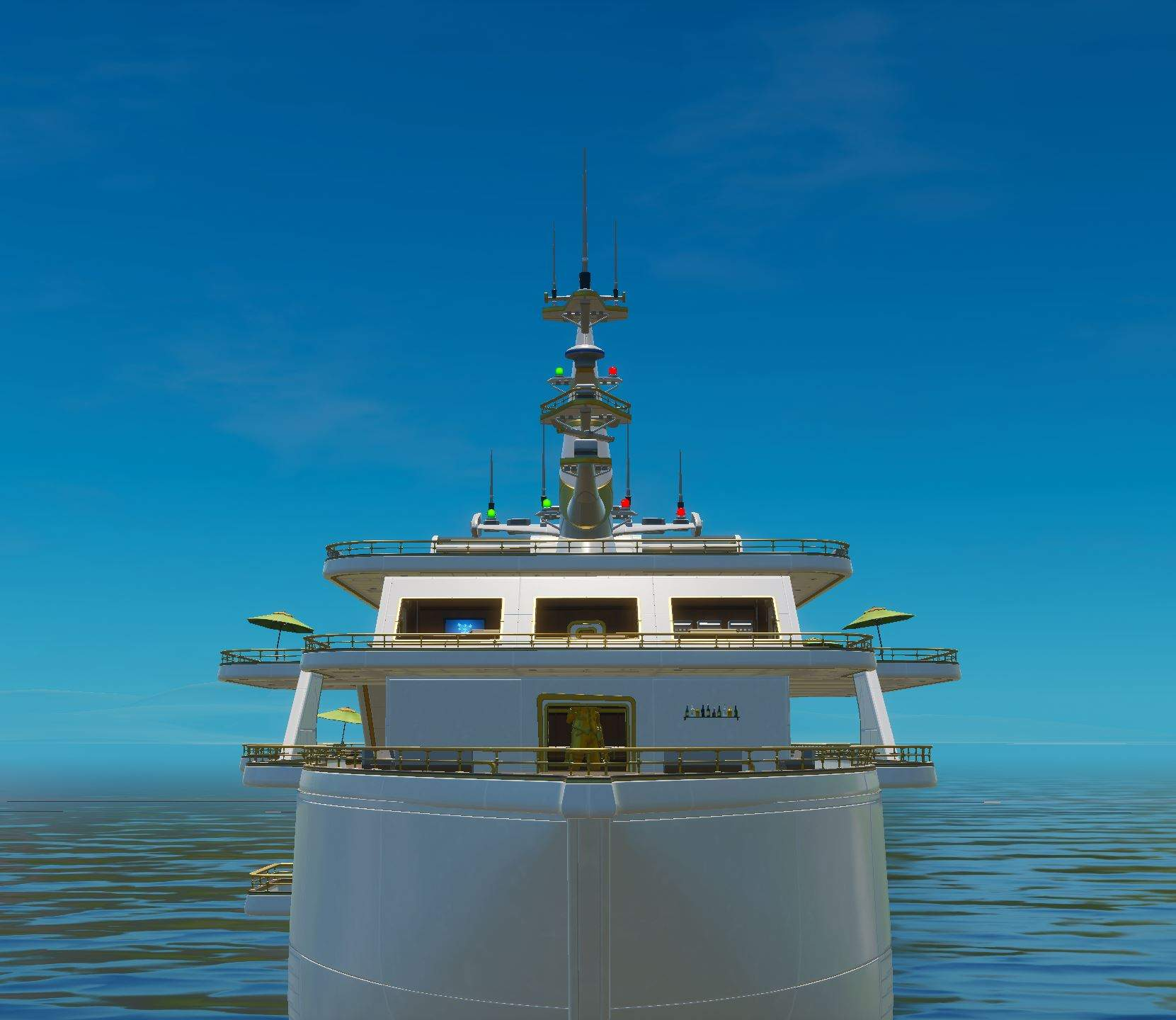THE YACHT PROP HUNT