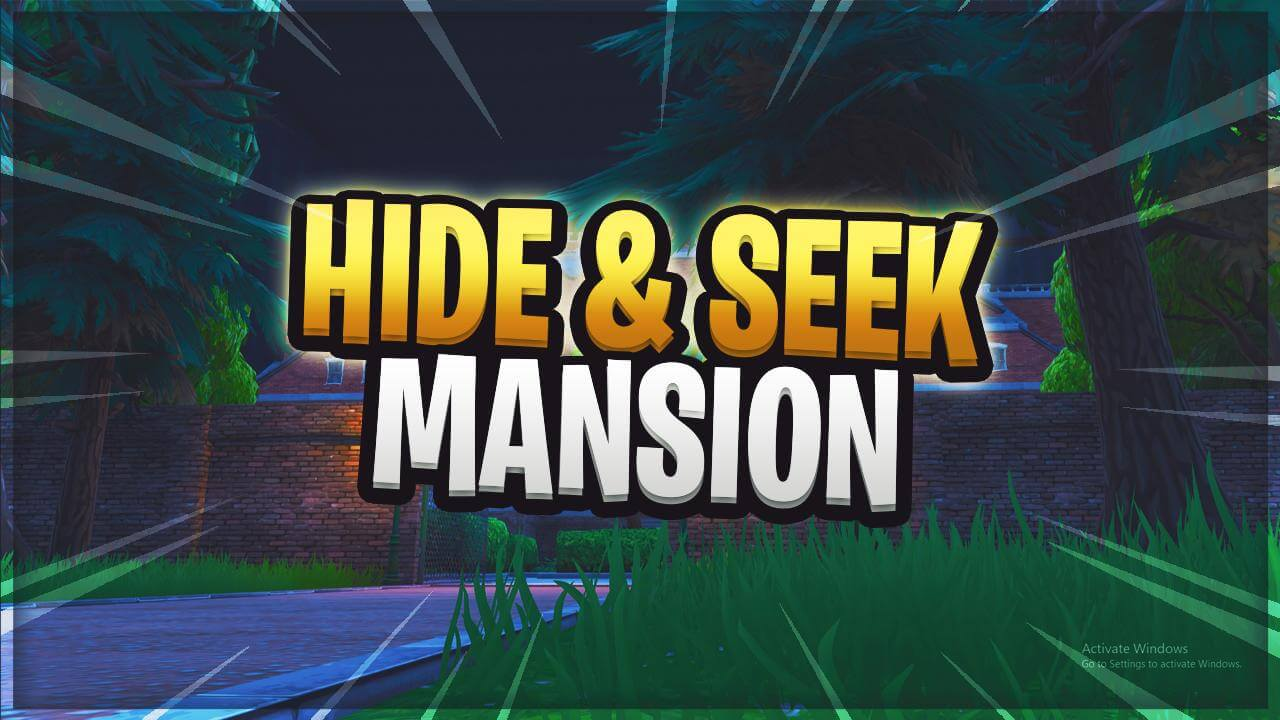 fortnite maps creative codes hide and seek