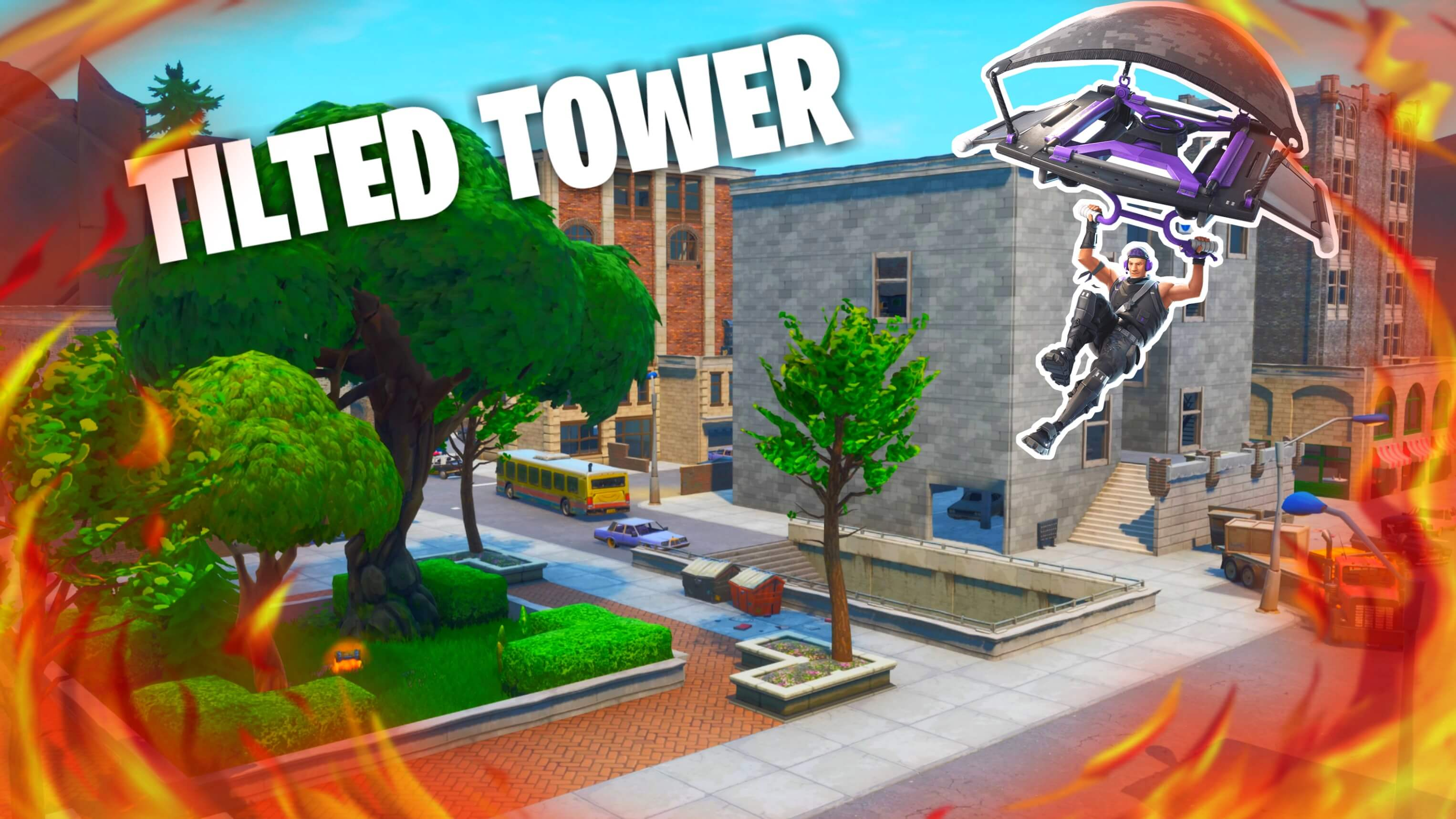 TILTED TOWER SAISON 8