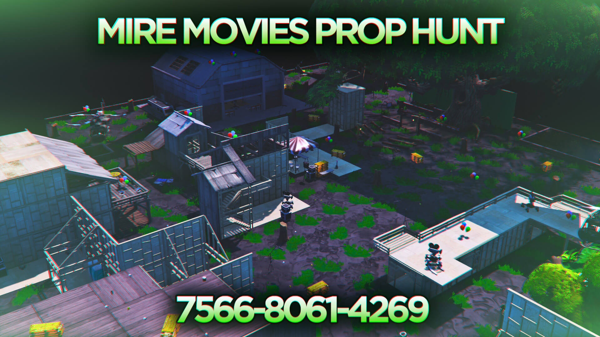 MIRE MOVIES PROP HUNT