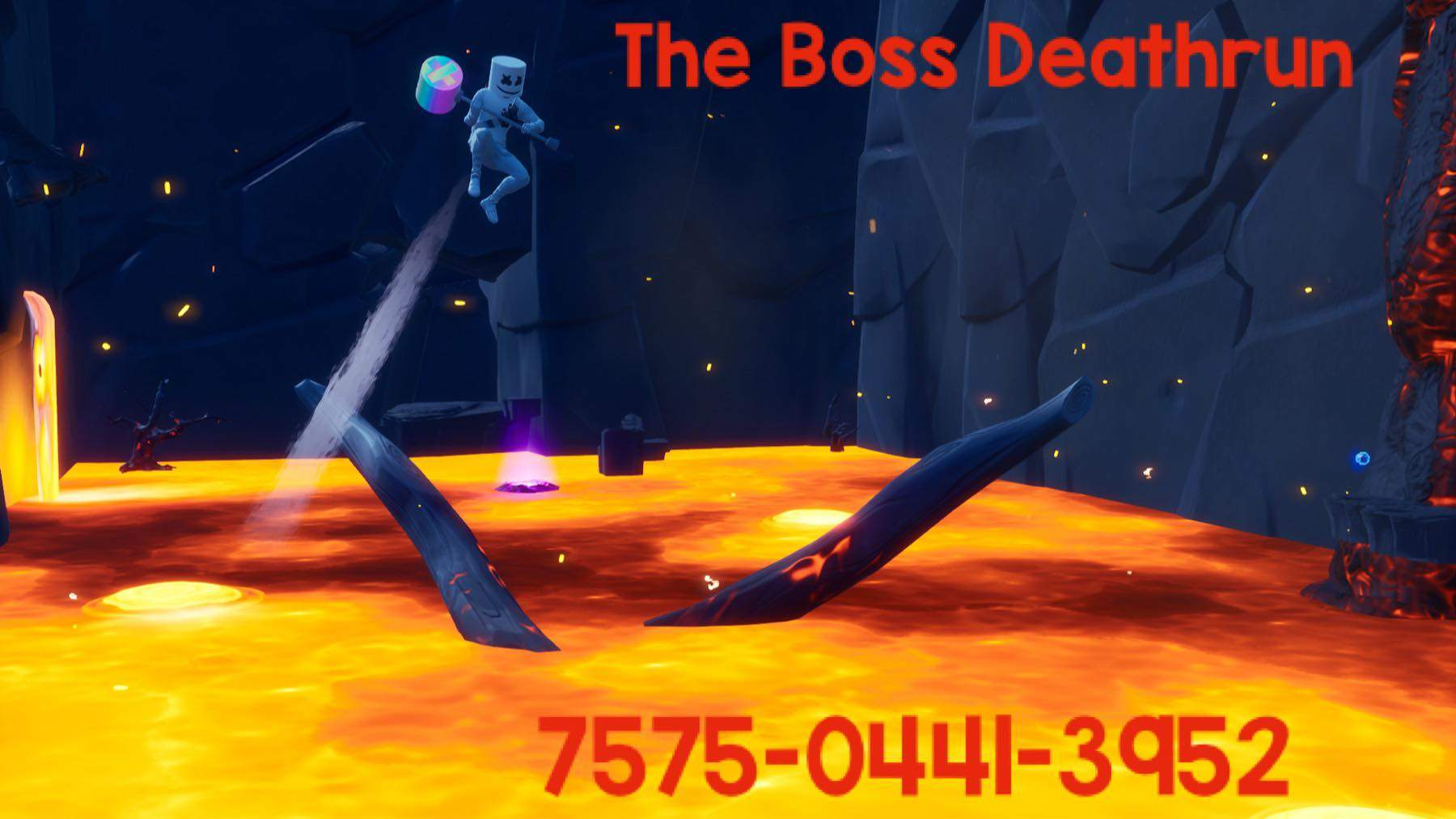 THE BOSS DEATHRUN!
