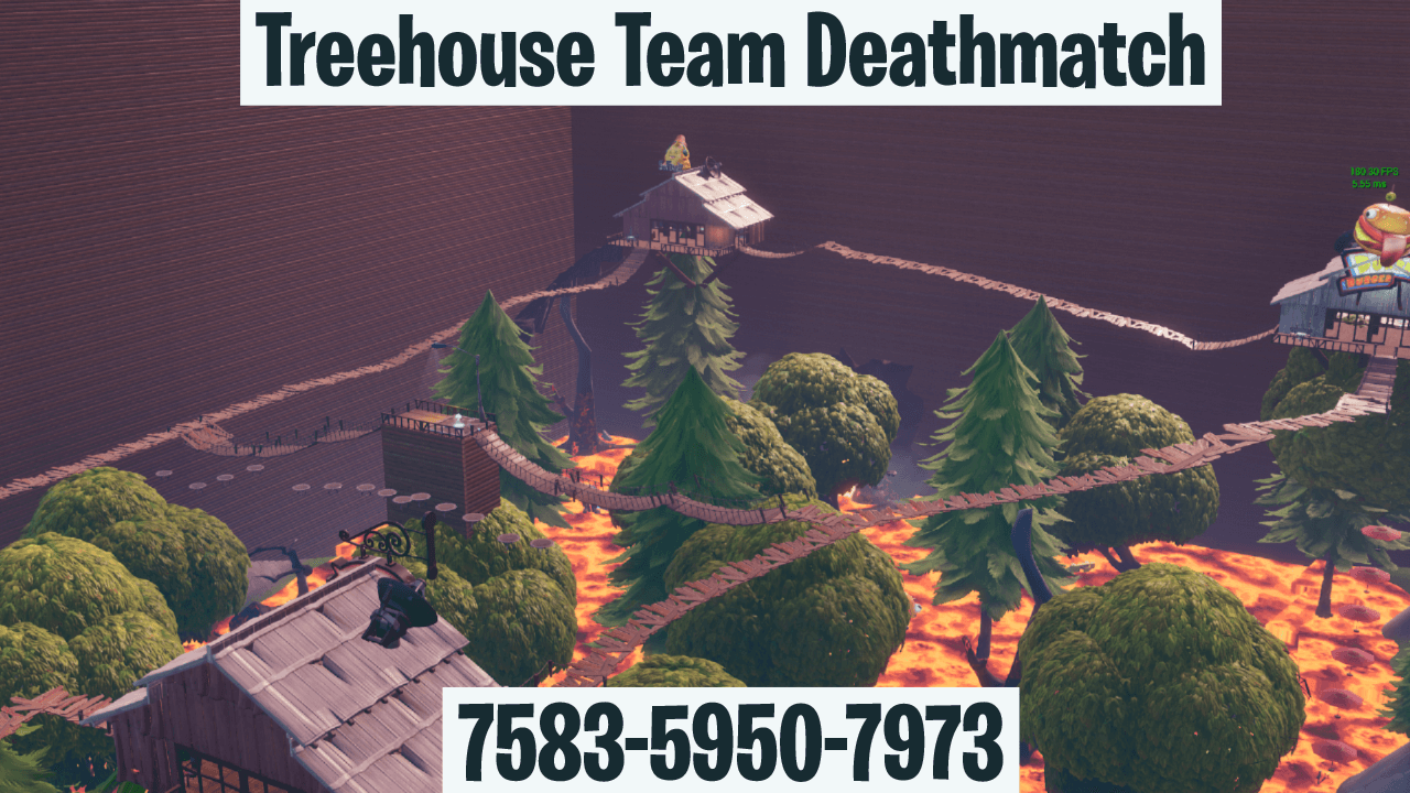 TREEHOUSE TEAM DEATHMATCH