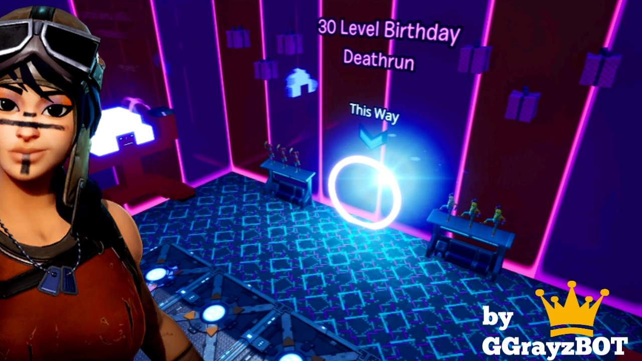 30 LEVEL BIRTHDAY DEATHRUN