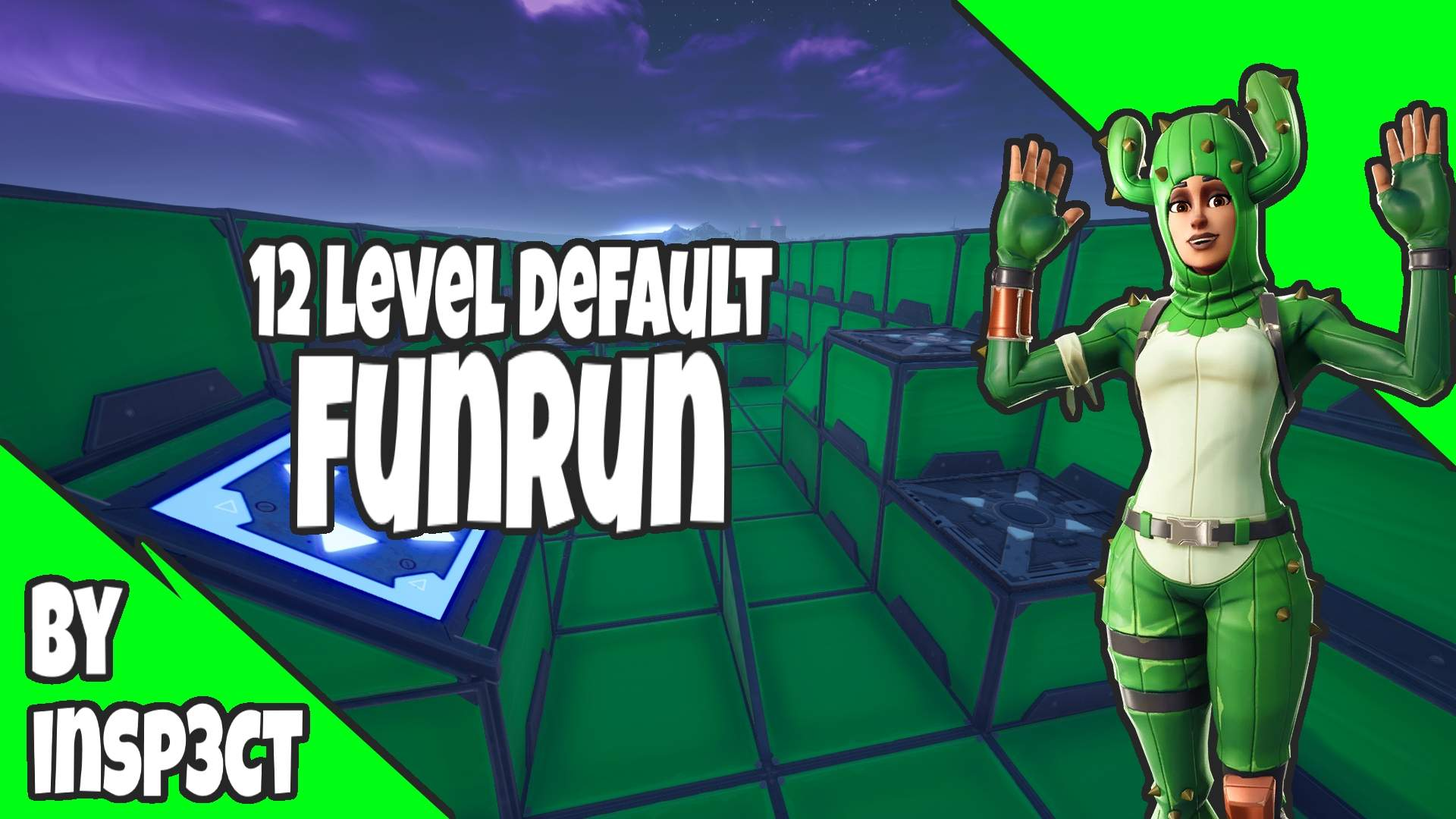 12 LEVEL DEFAULT FUNRUN