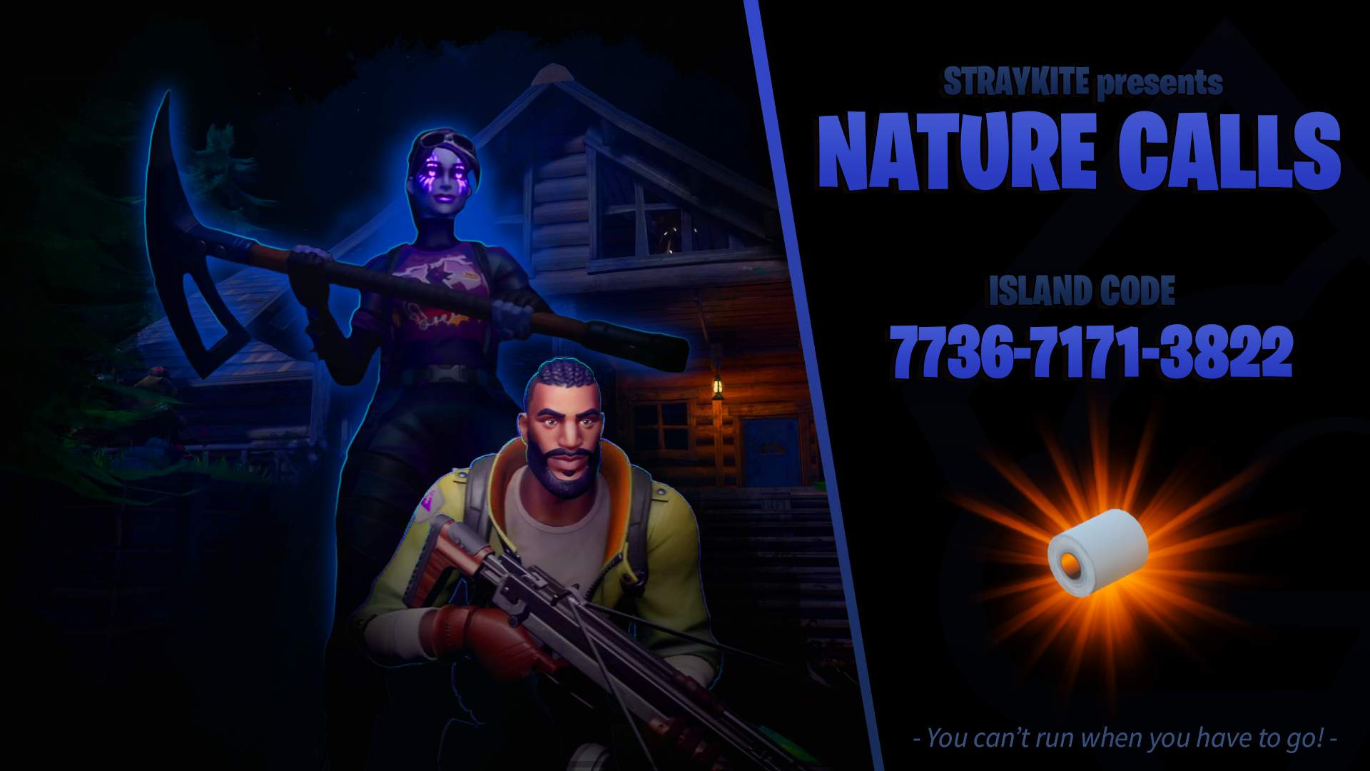 NATURE CALLS [6-12 PLAYERS]