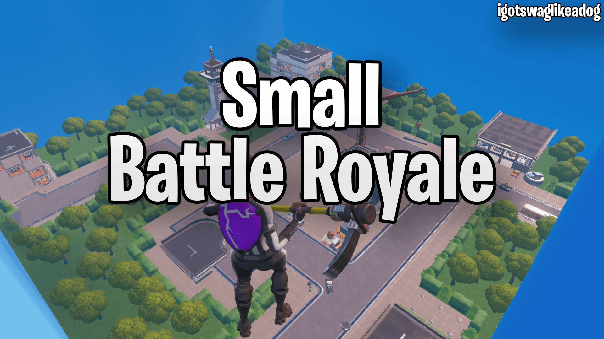 SMALL BATTLE ROYALE (4 PLAYERS) V1