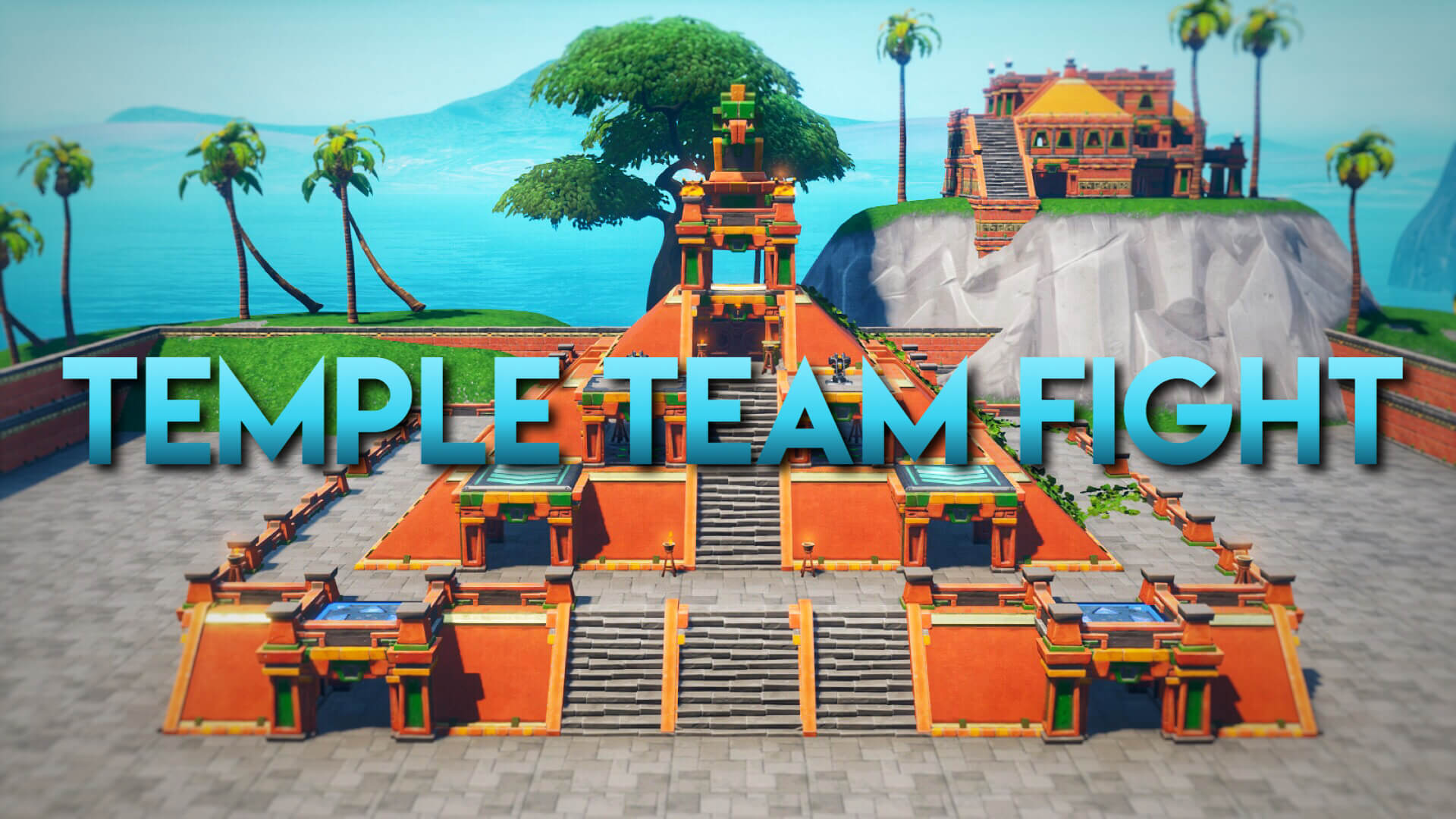 TEMPLE TEAM FIGHT