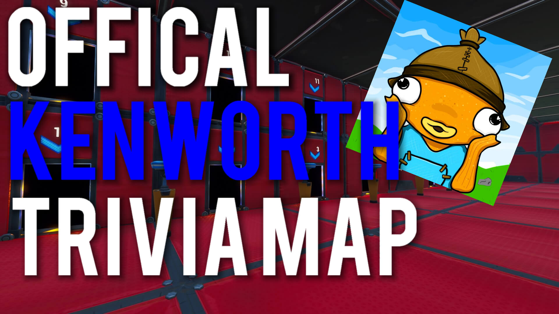 THE OFFICIAL KENWORTH TRIVIA ESCAPE!