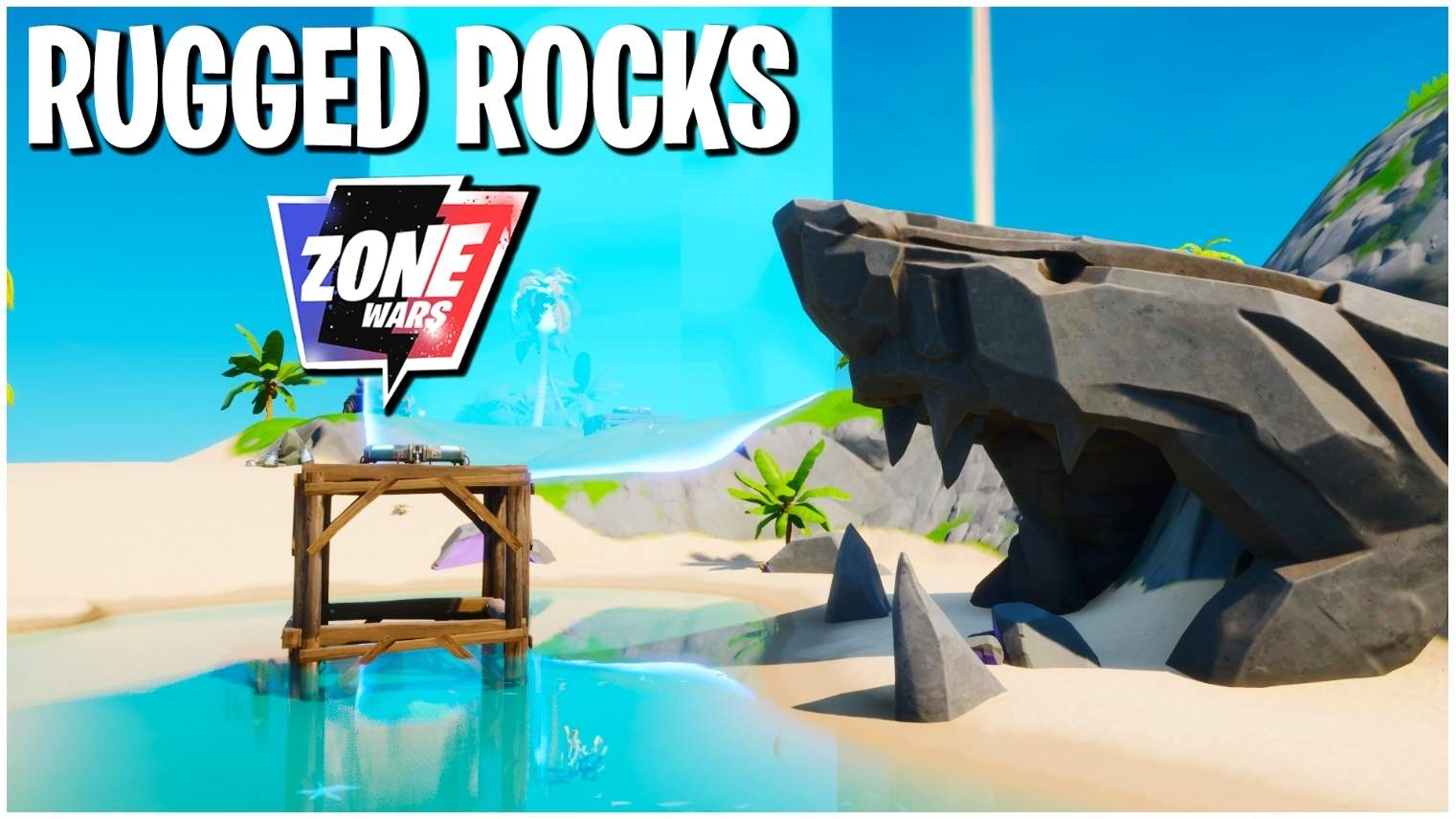 RUGGED ROCKS - FAST ZONEWARS!