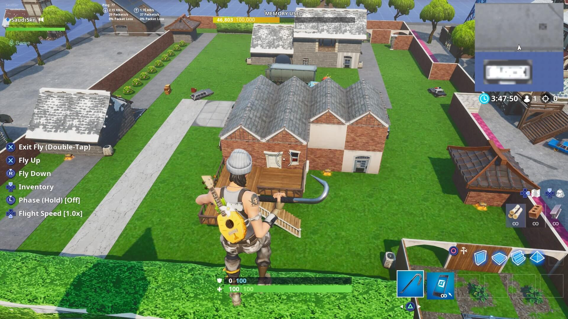 NUKETOWN: FREE FOR ALL