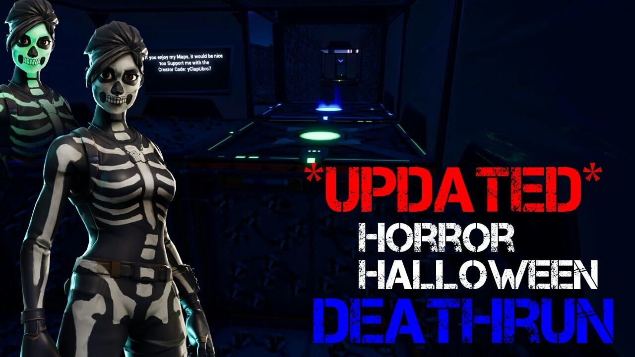 *UPDATED* HORROR HALLOWEEN DEATHRUN