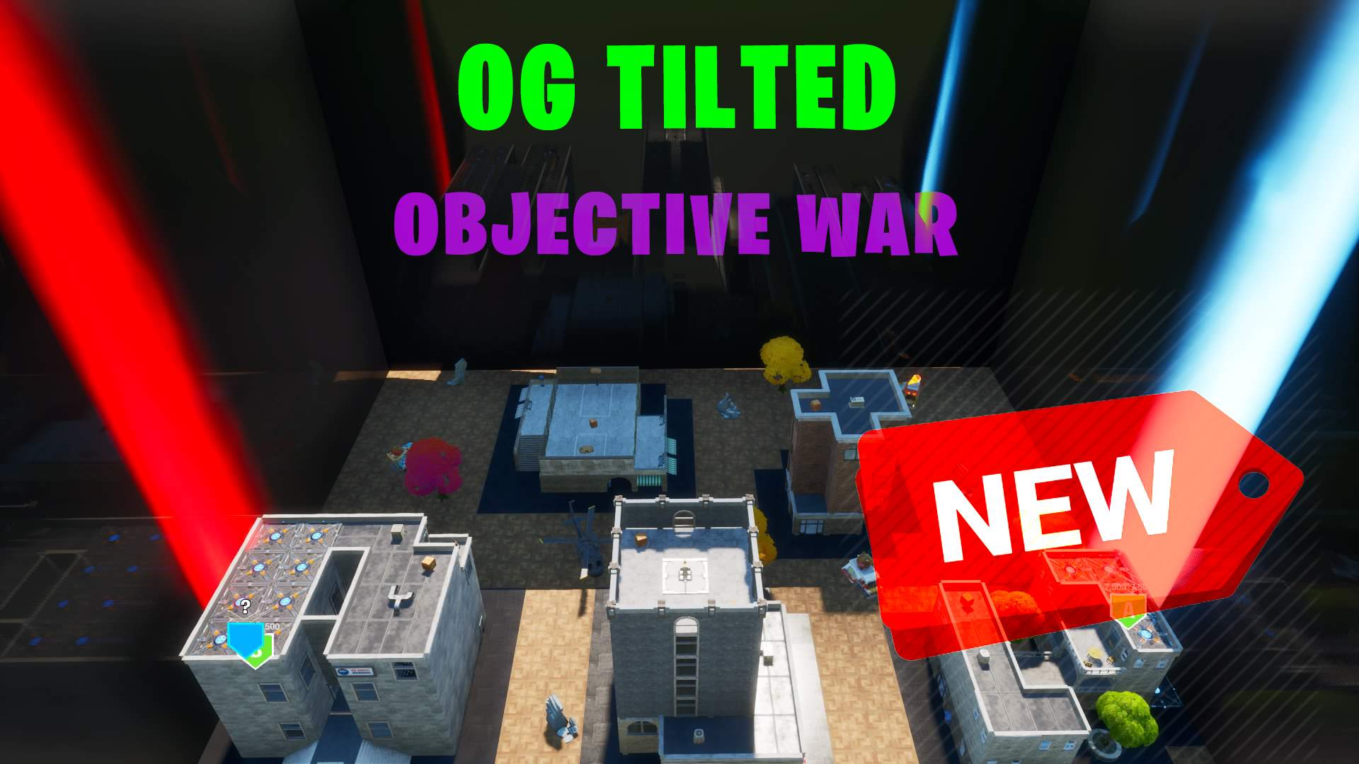 OG TILTED TOWERS - BILAL
