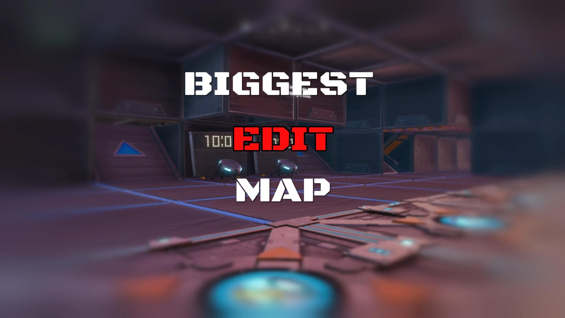 EDIT COMPETITION MAP