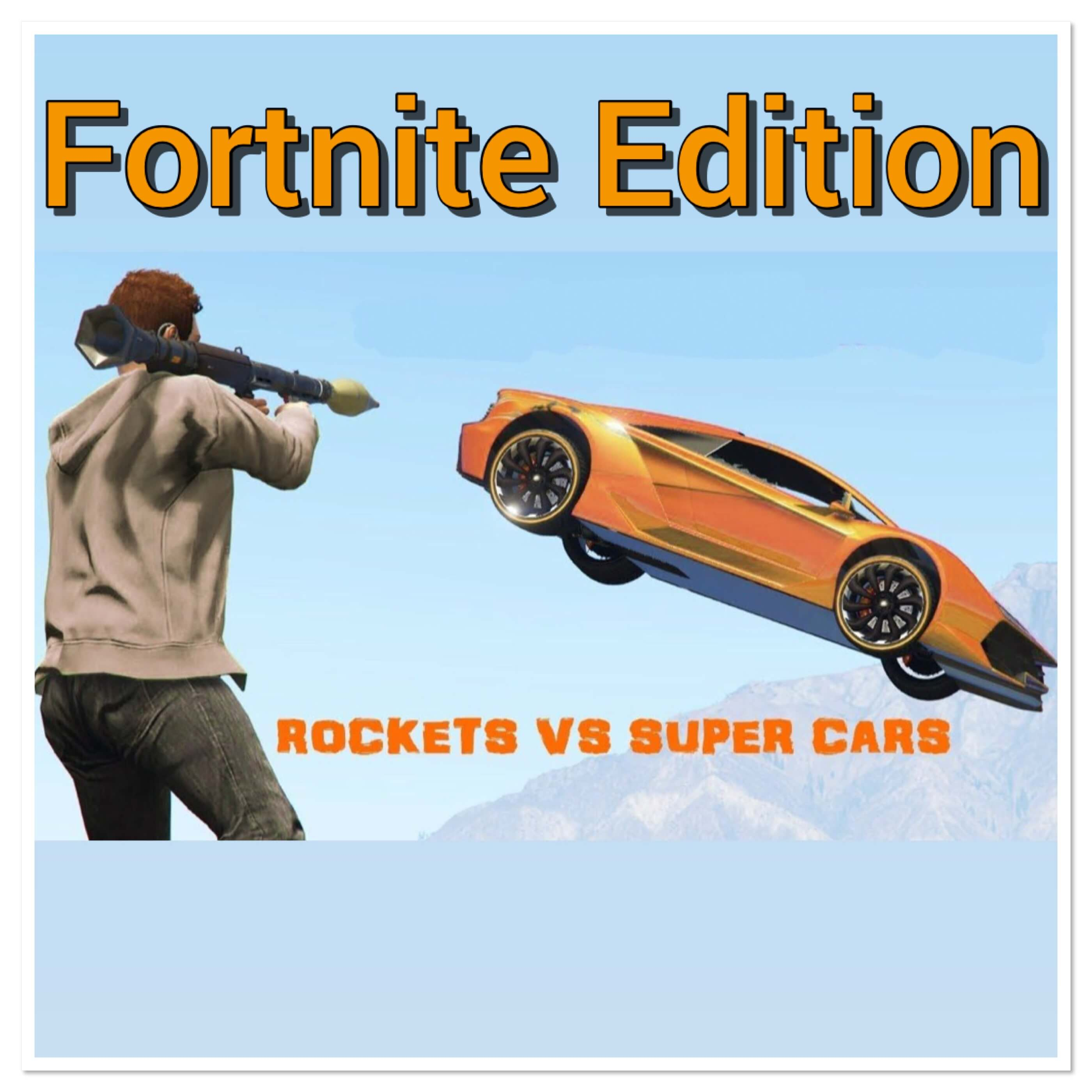 GTA LTM - CARS VS ROCKETS