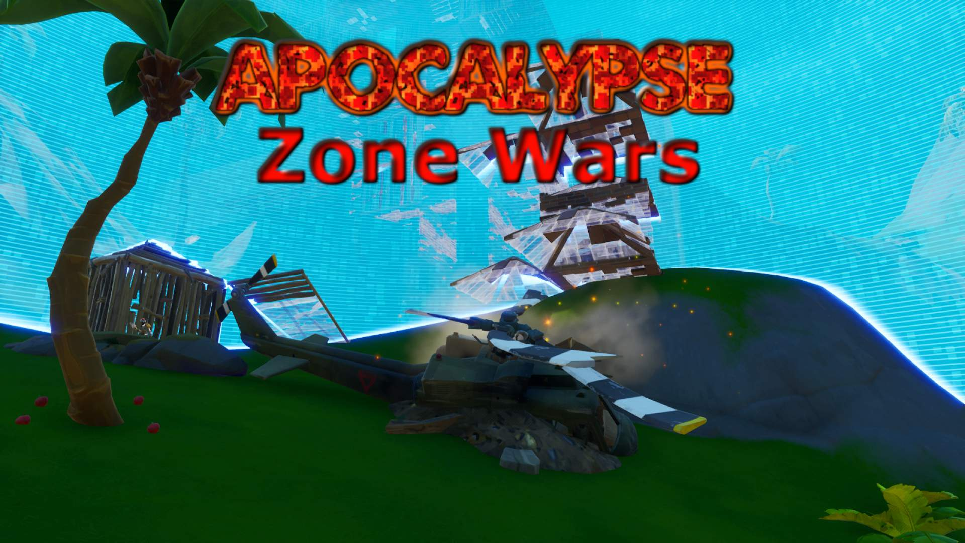 APOCALYPSE ZONE WARS