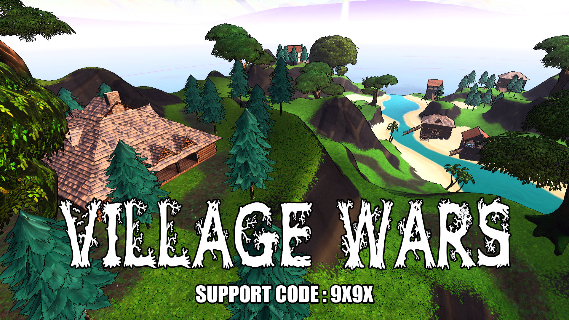 VILLAGE WARS V1.0 | SUPPORT CODE : 9X9X