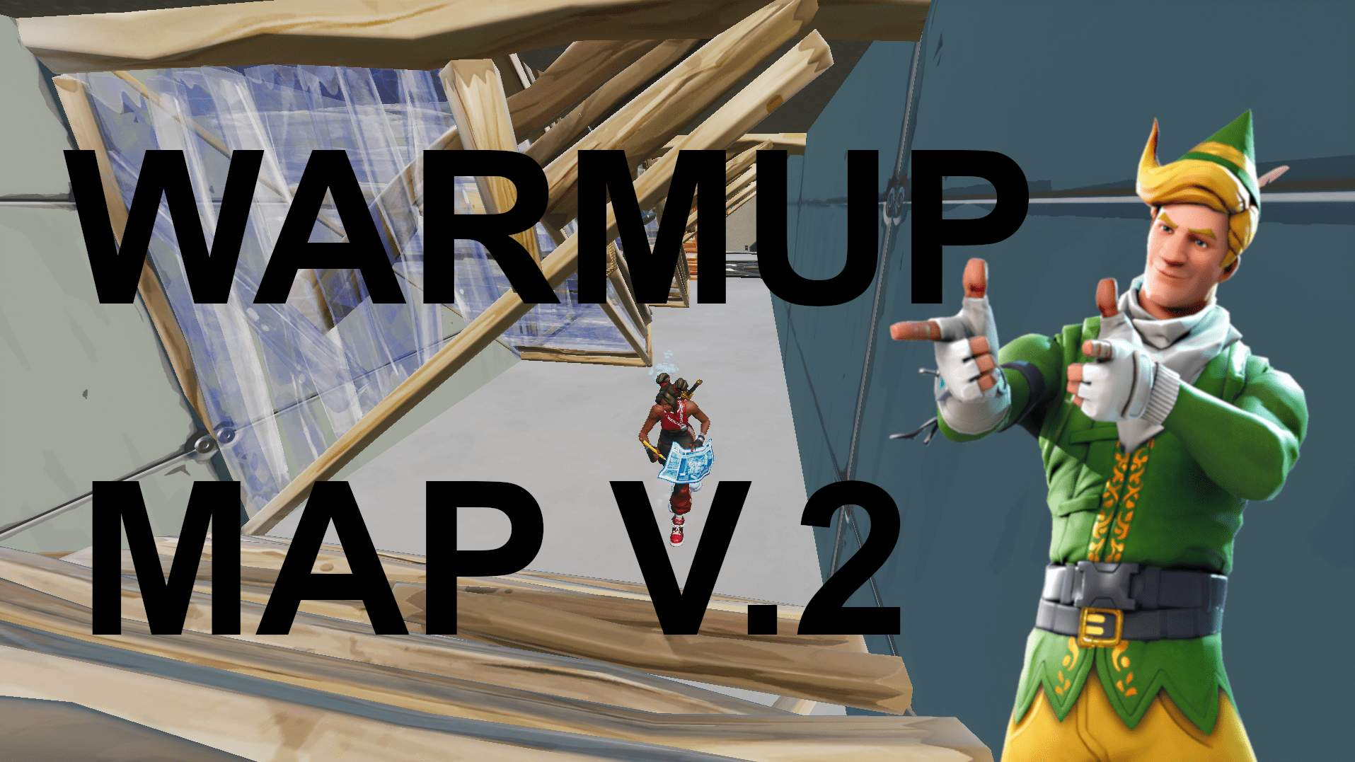 WARMUP MAP V.2 (AIM & EDIT)