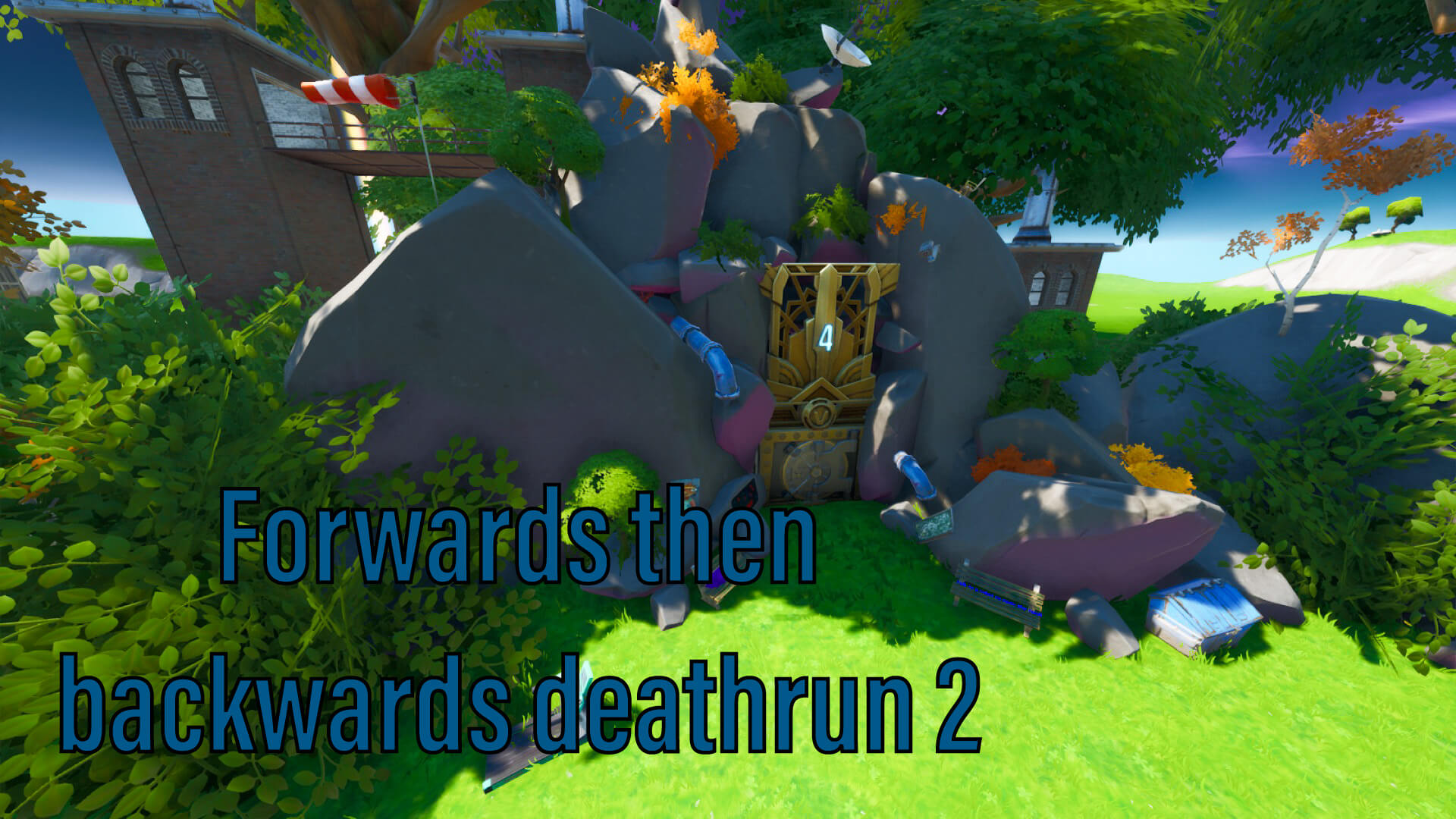 FORWARDS THEN BACKWARDS DEATHRUN 2