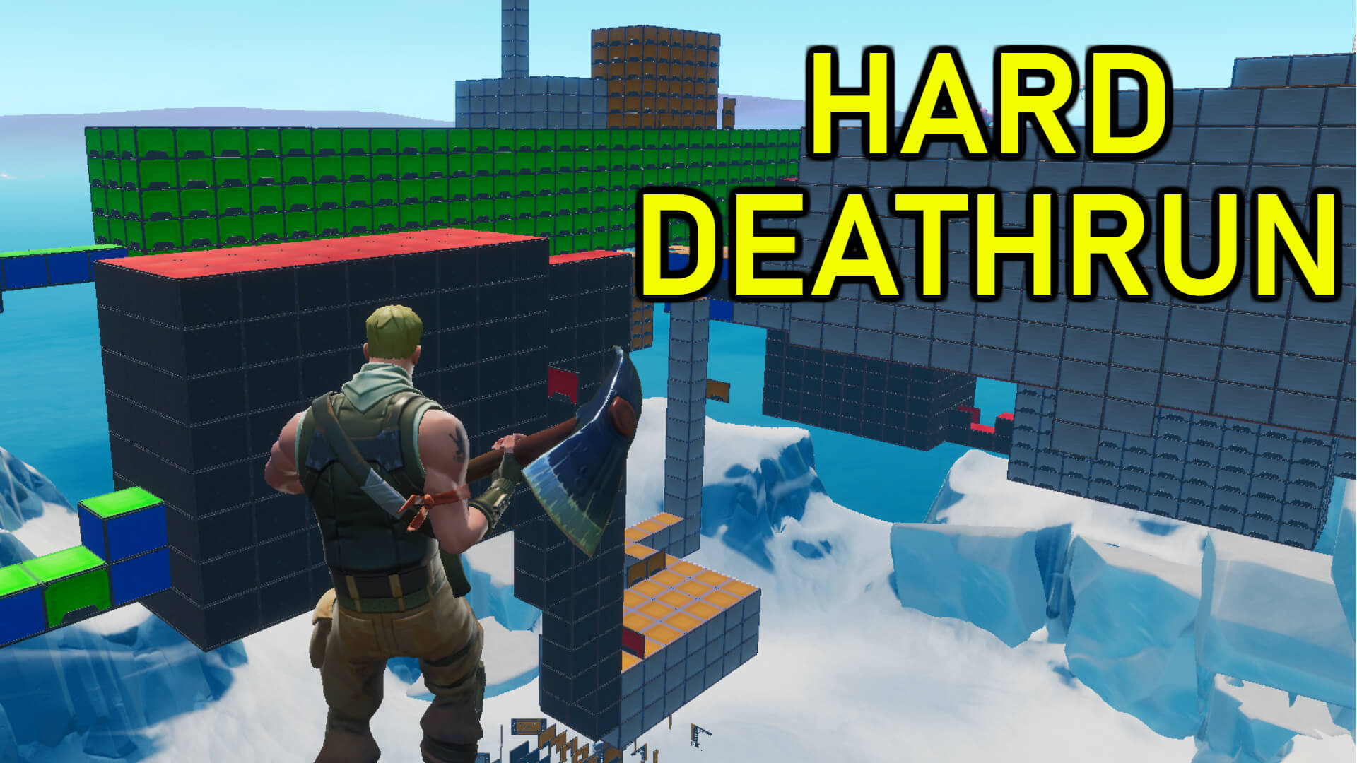 THE SUPER HARD DEATHRUN