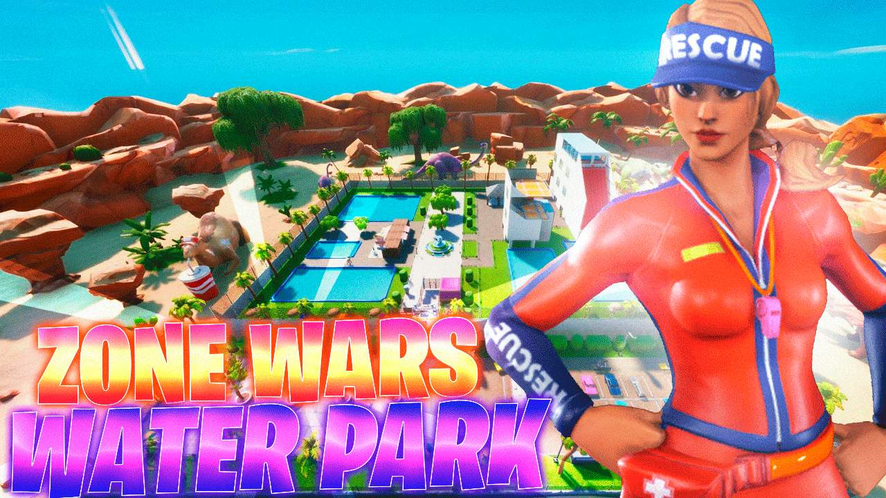 ZONE WARS: WATER PARK