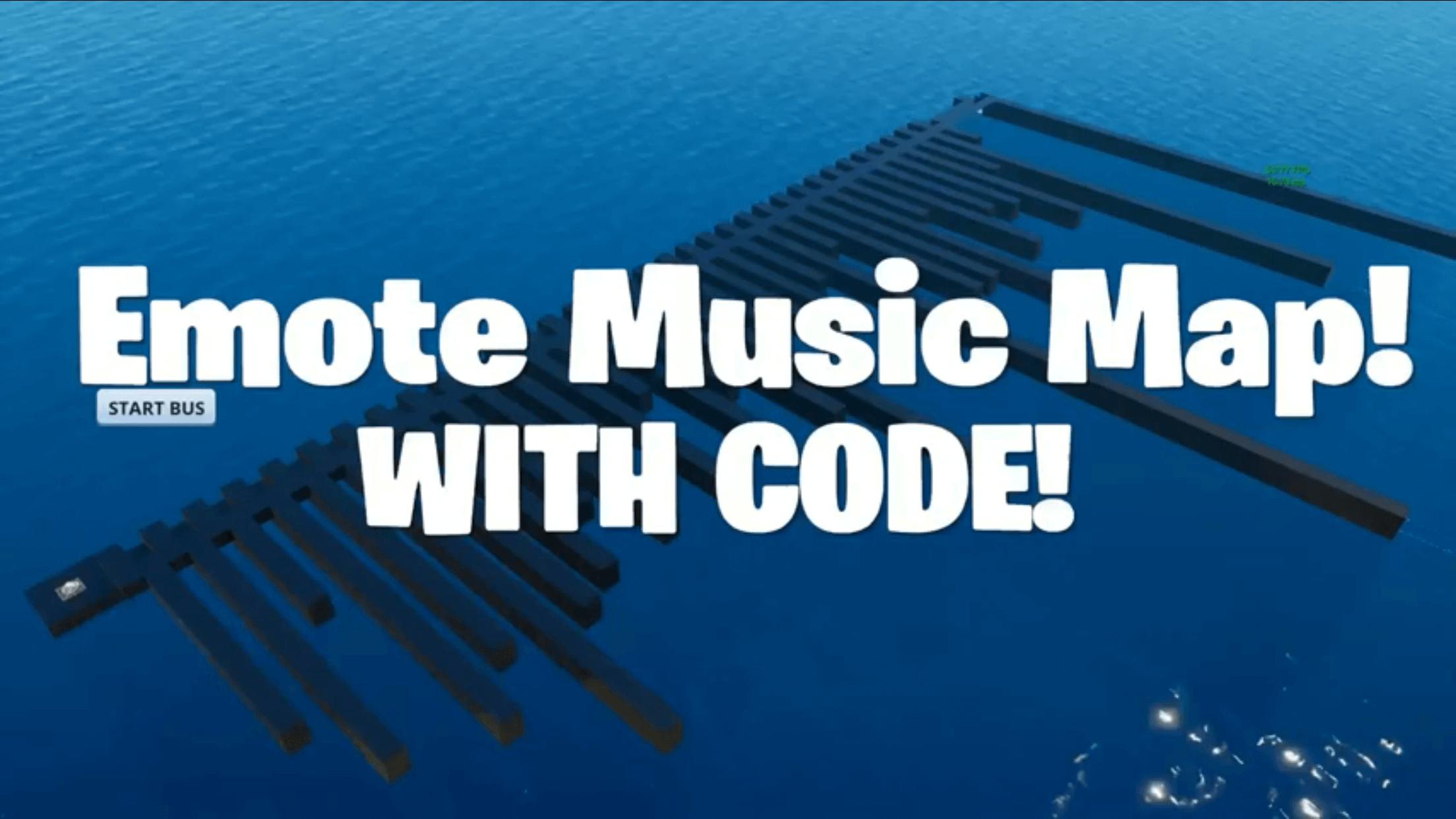 Fortnite Creative Music Map Codes Fortnite Creative Codes