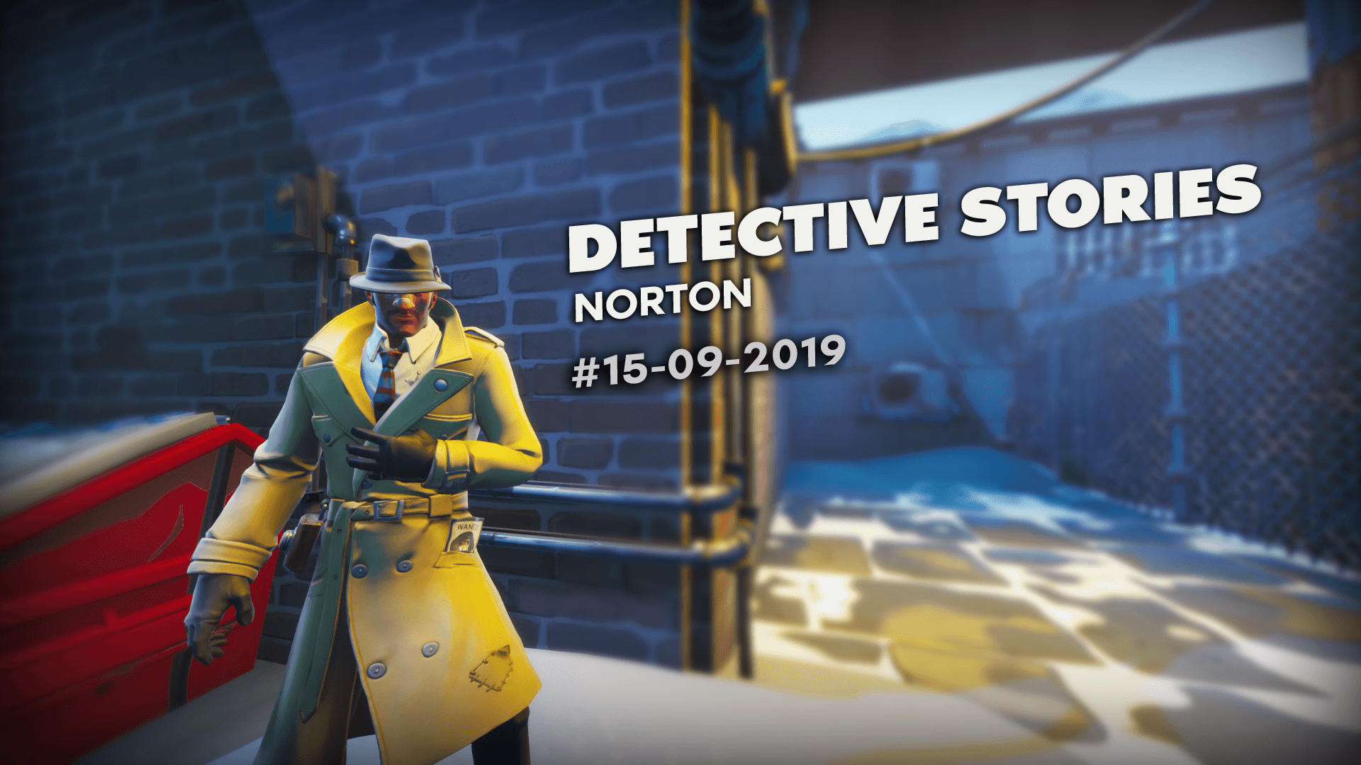 DETECTIVE STORIES 3: NORTON