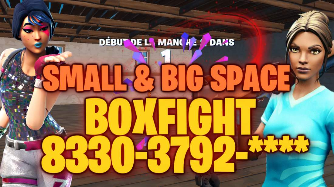 BOXFIGHT (SOLO/DUO/TRIO/SQUAD)