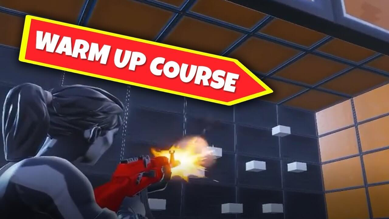 WARM-UP COURSE FOR EVERYONE
