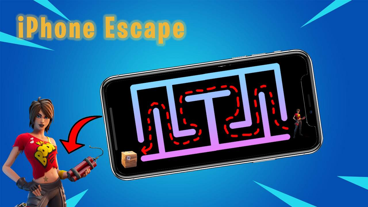 IMPOSSIBLE: IPHONE ESCAPE