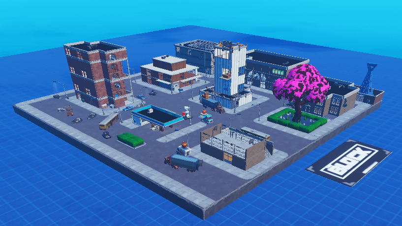 CORNER CITY (THE BLOCK SUBMISSION)