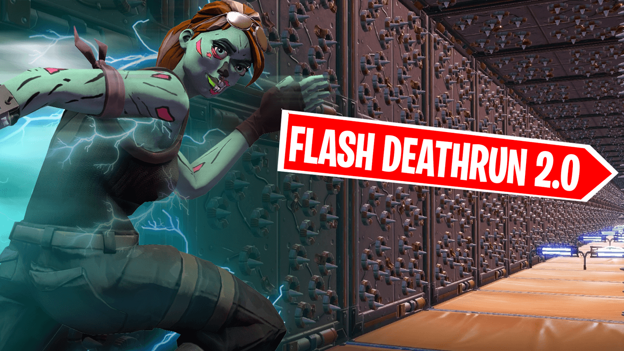 THE FLASH DEATHRUN 2.0