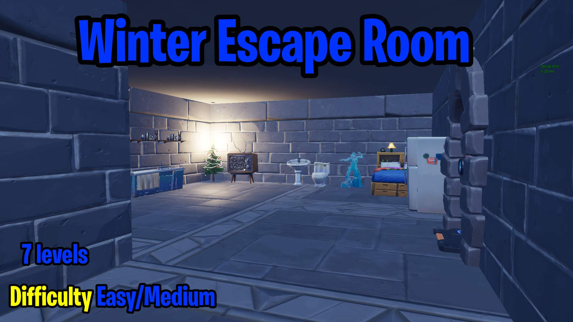 WINTER ESCAPE ROOM