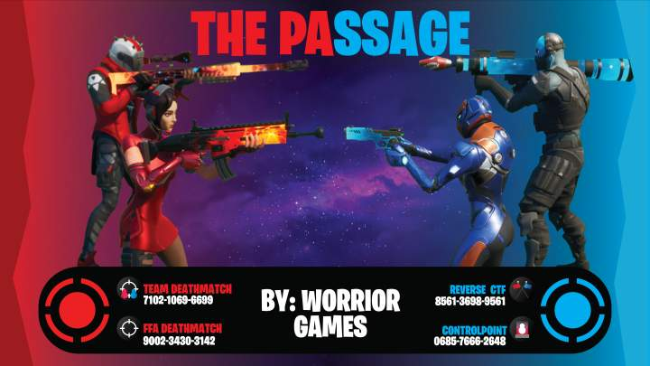THE PASSAGE: REVERSE CAPTURE THE FLAG