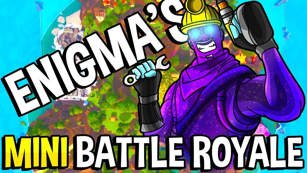 ENIGMA'S MINI BATTLE ROYALE *SOLOS*(1.1)