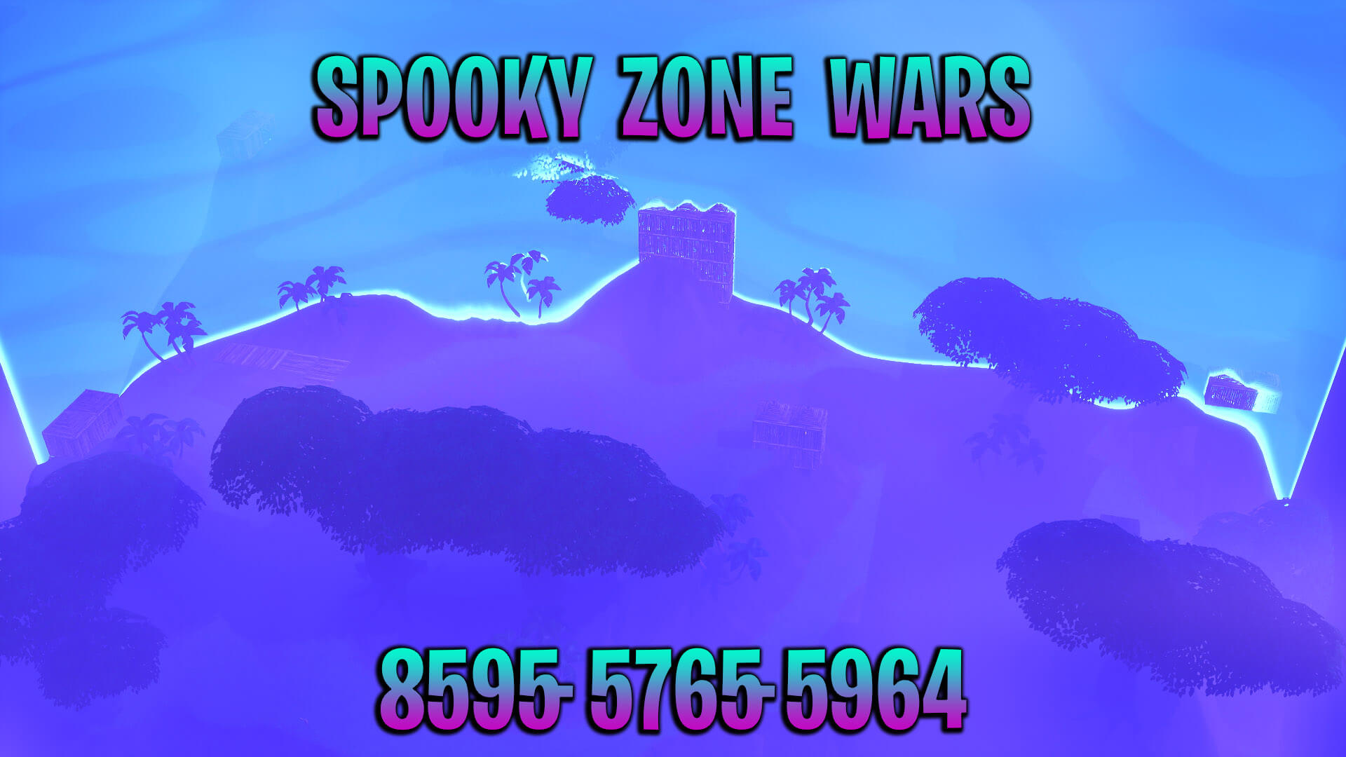 SPOOKY ISLAND ZONE WARS BY ZYREMS