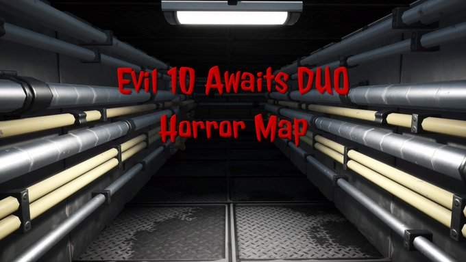 EVIL 10 AWAITS DUO